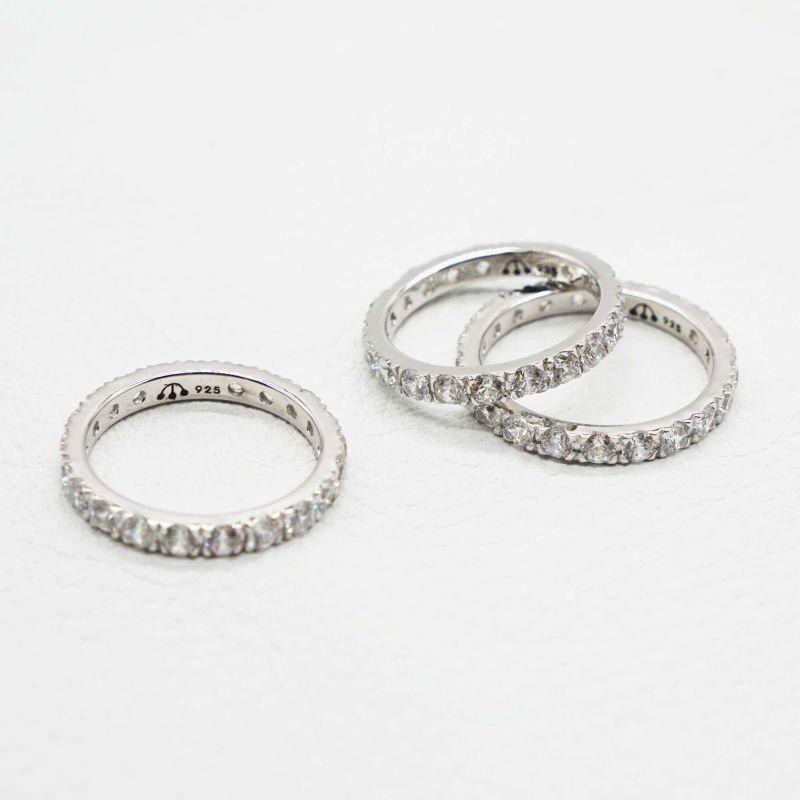 Pawnshop Signature Eternity Ring image