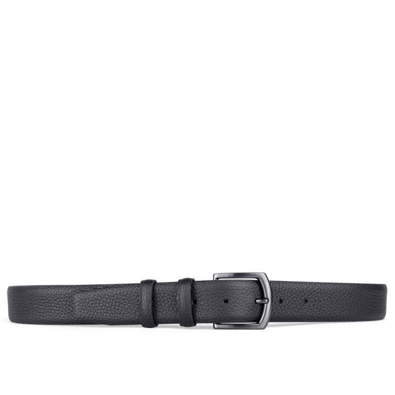 Handmade Leather Belt Black Laurent image