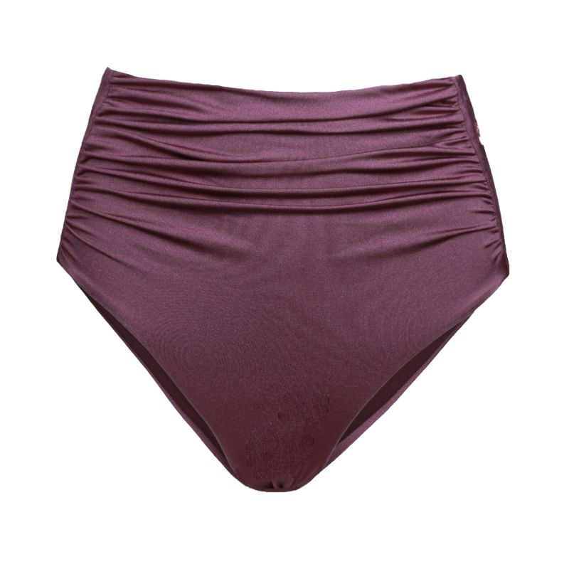 Cocos High Waist In Sangria image