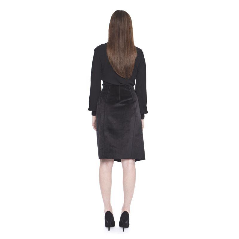 Reversible Wrap Skirt image