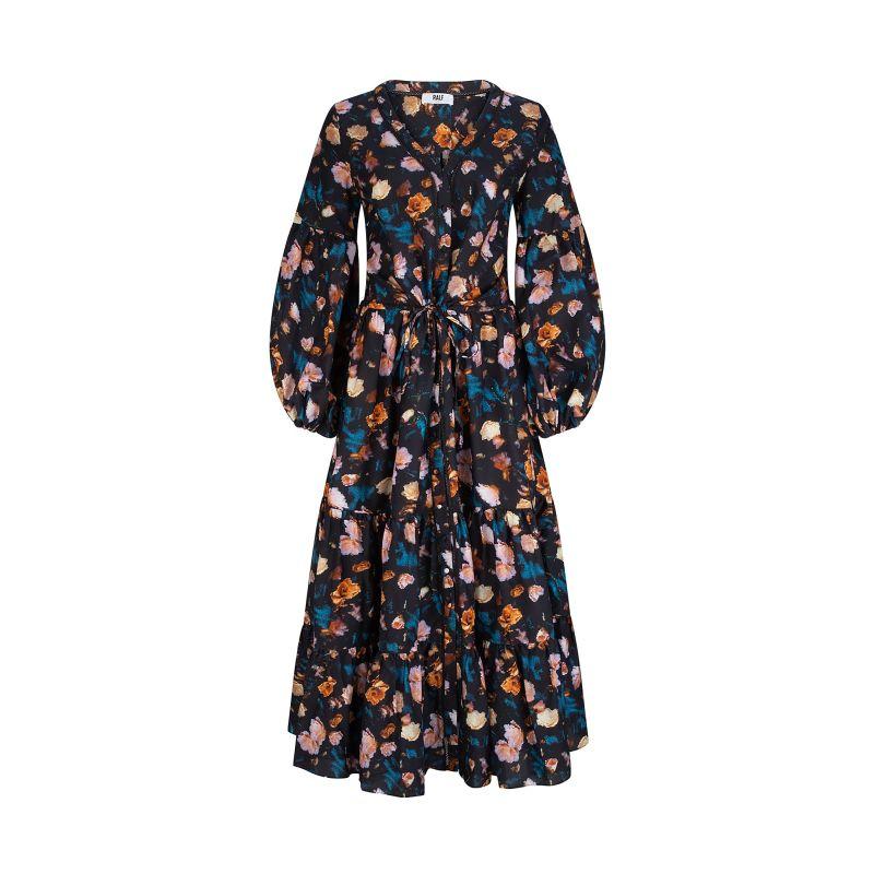 Sorrento Dress Night Floral image