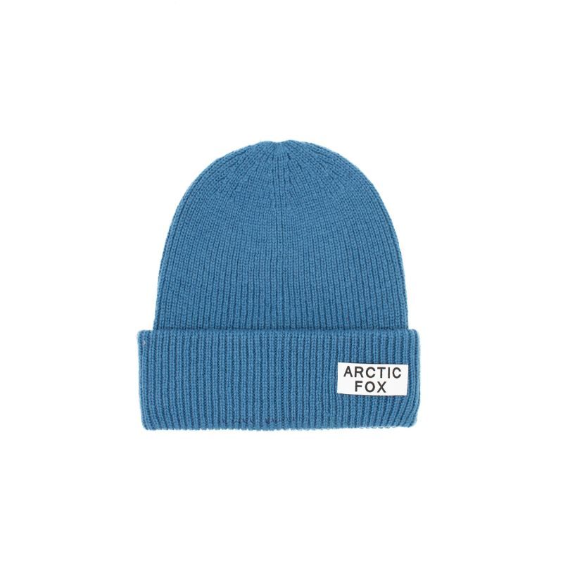 The Recycled Bottle Beanie In Ocean Blue image