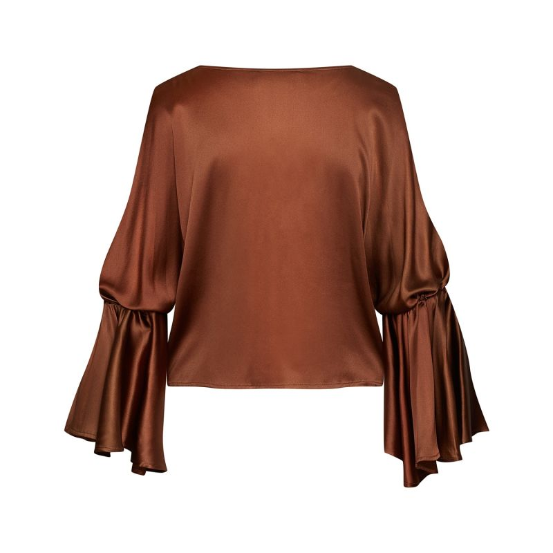 Organic Silk Shirt image