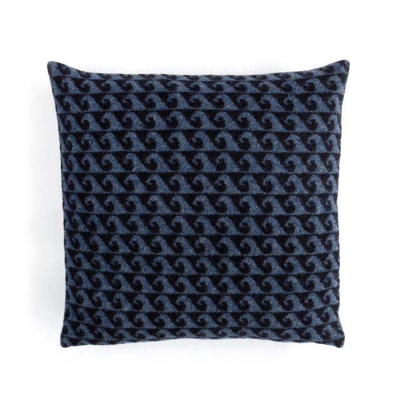 Plymouth Wave Cushion image
