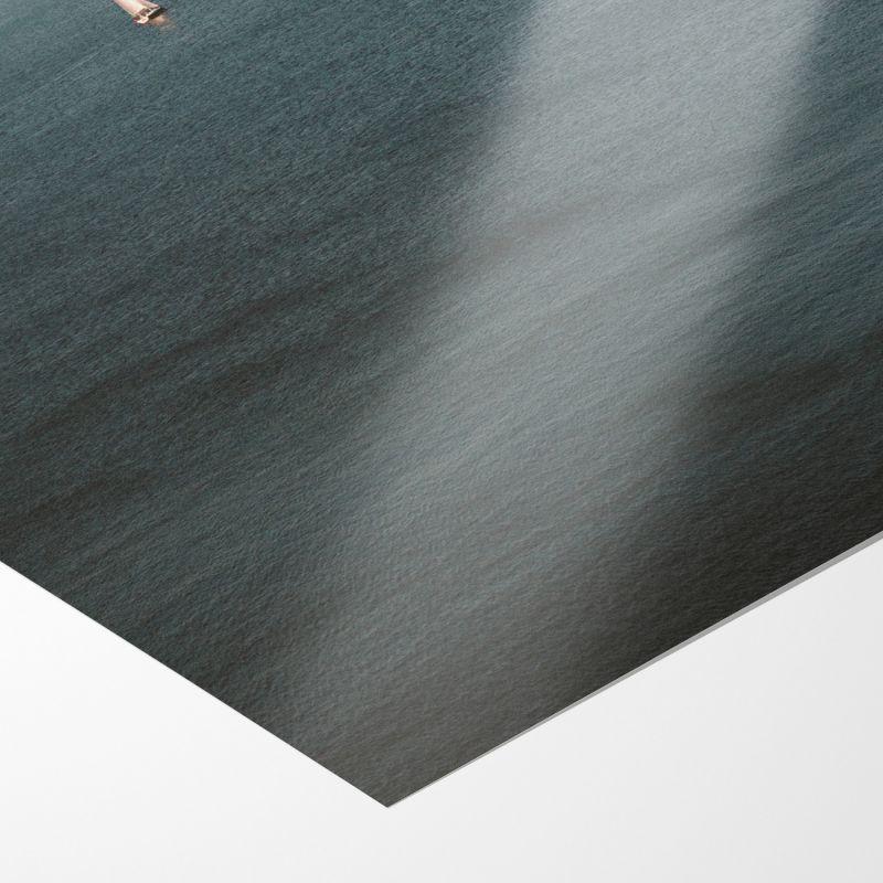 Boat Print - A4 image