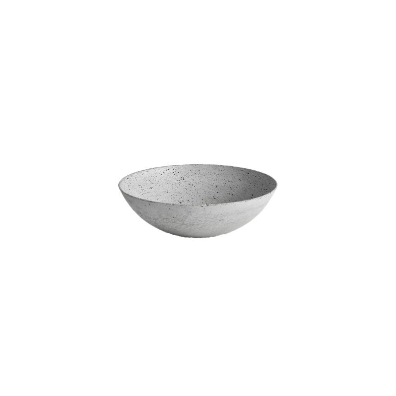Concrete Bowl Small Grey image