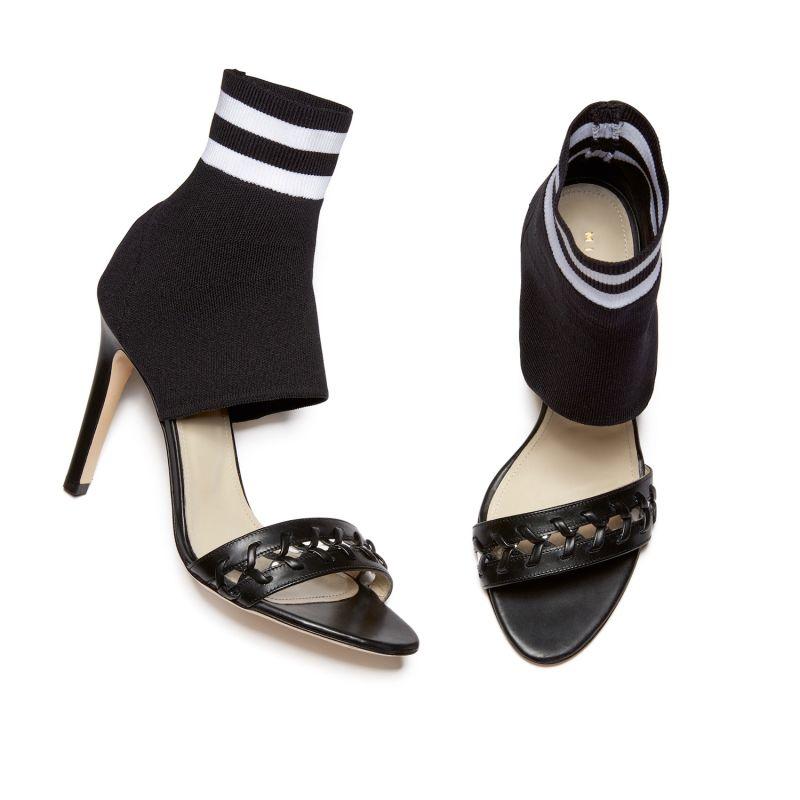 Bree Sock Knit Black image