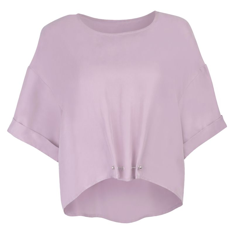 Ruched Front Tee image