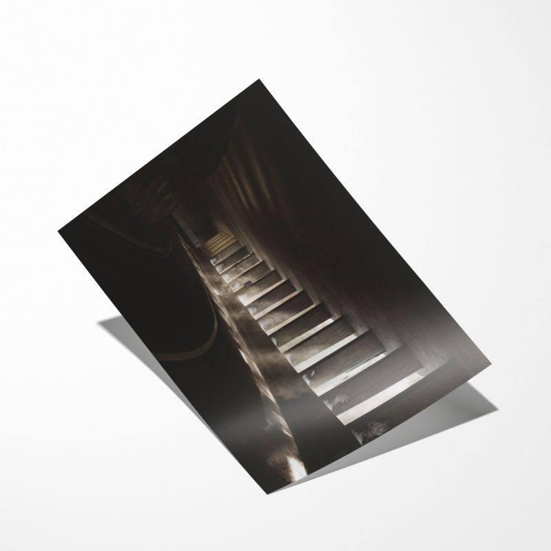 Tunnel Print - A2 image