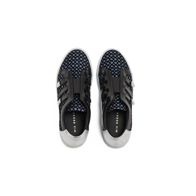 Malibu Sneaker - Night Sky Glitter image