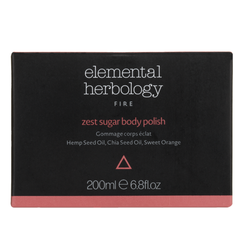 Zest Sugar Body Polish image
