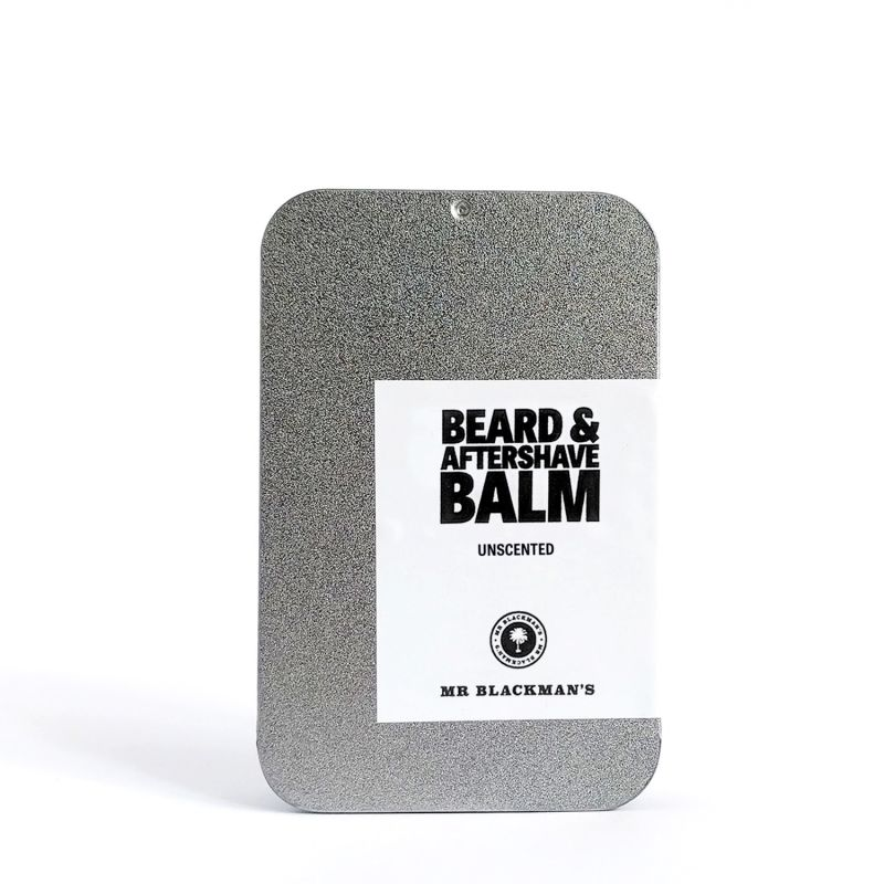 Unscented Beard & Aftershave Balm image
