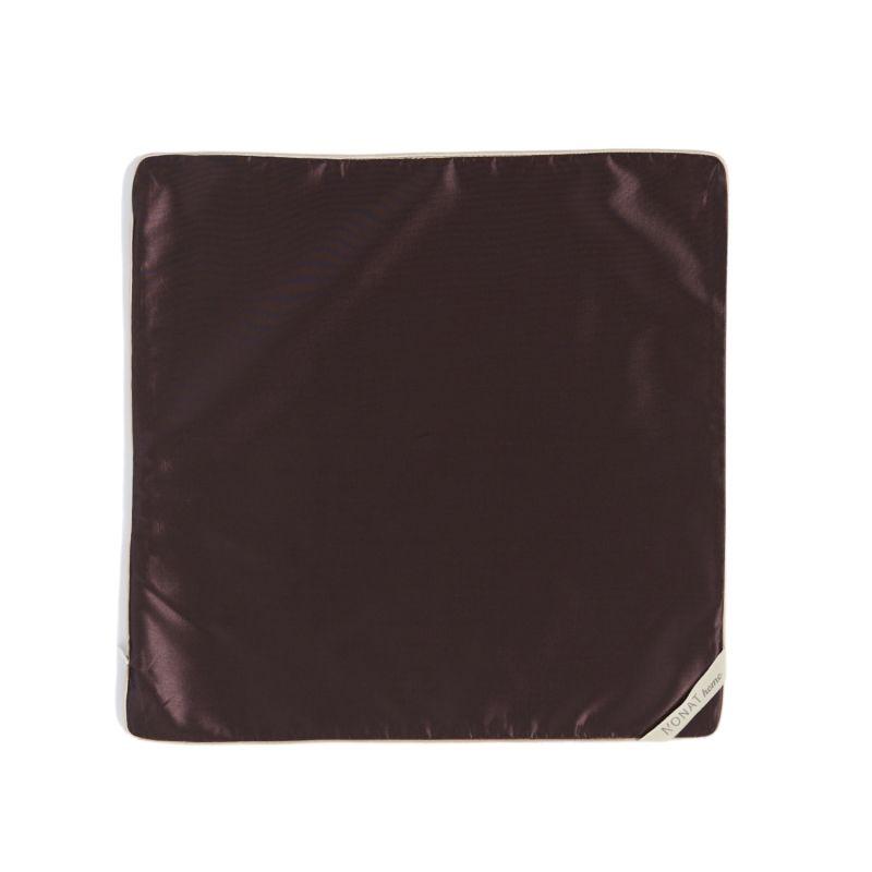 Silk Cushion Case in Purple image