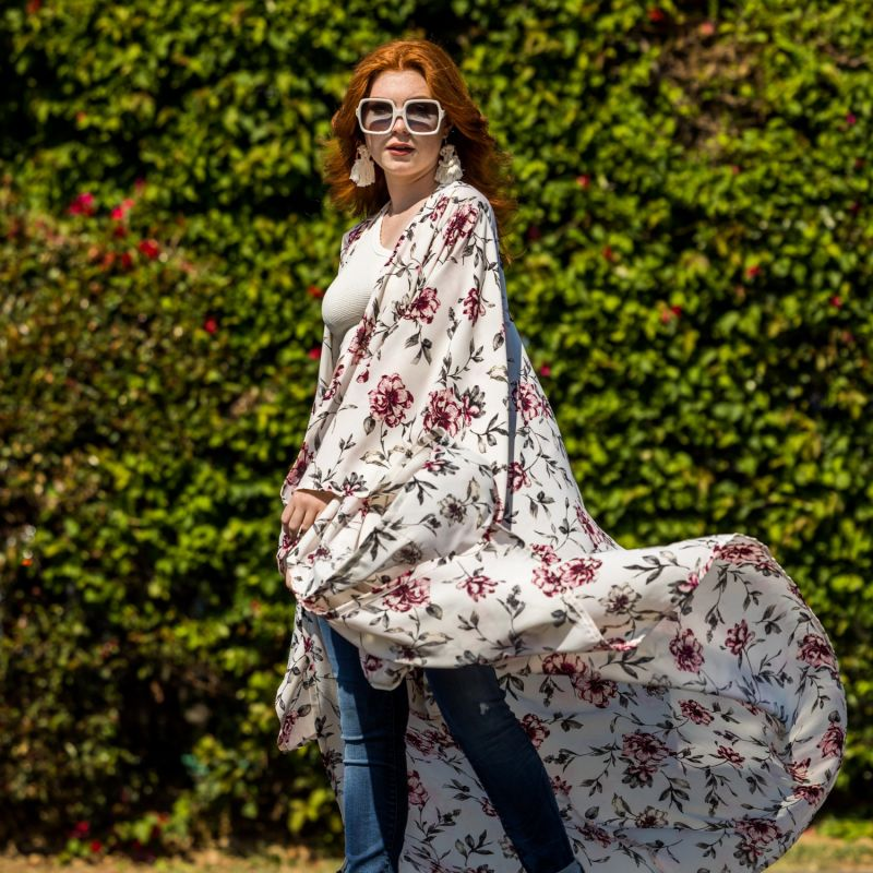 Astrid Kimono image
