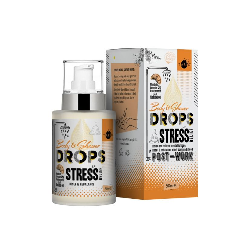Stress Relief Body & Shower Drops image