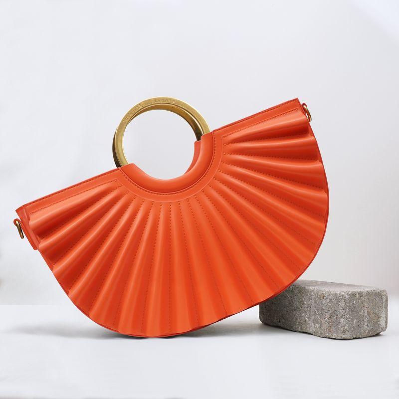 Water Moon Satchel - Orange image