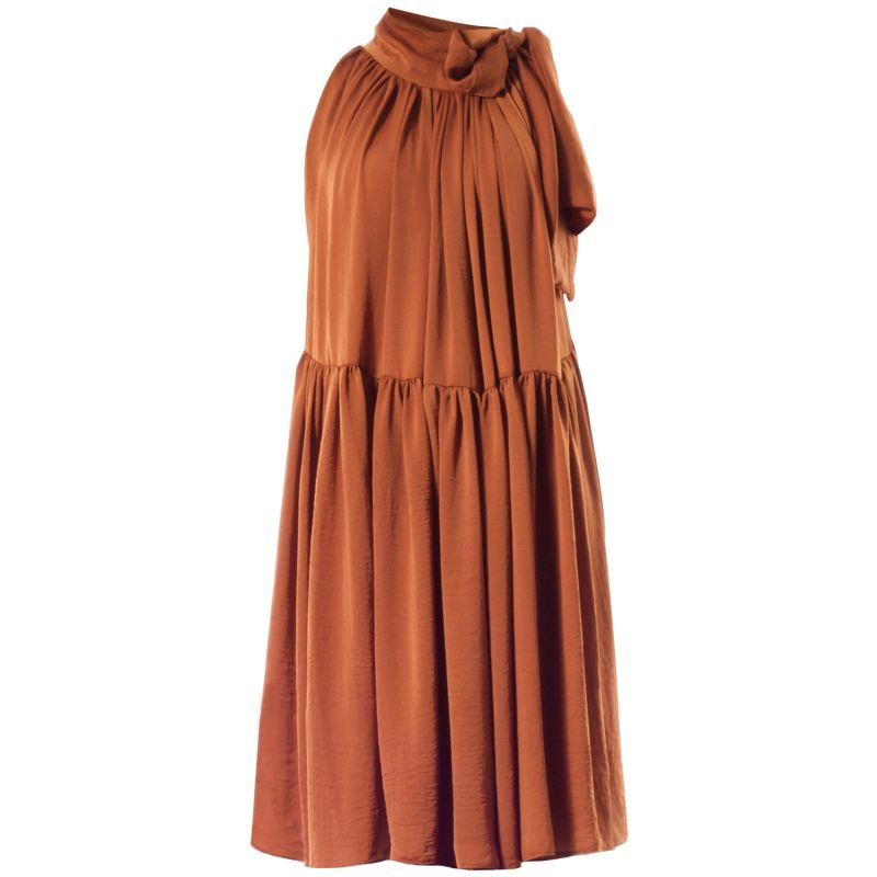 Carli Tan Dress image