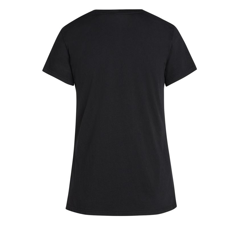 V-Tee 002 - Black image