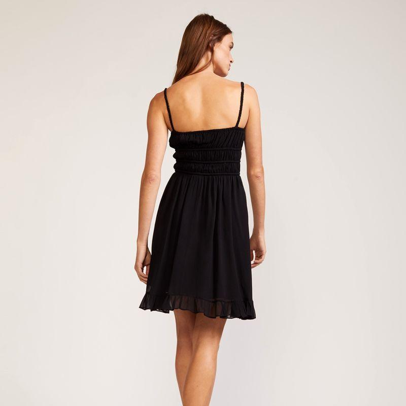 Black Mini Dress image