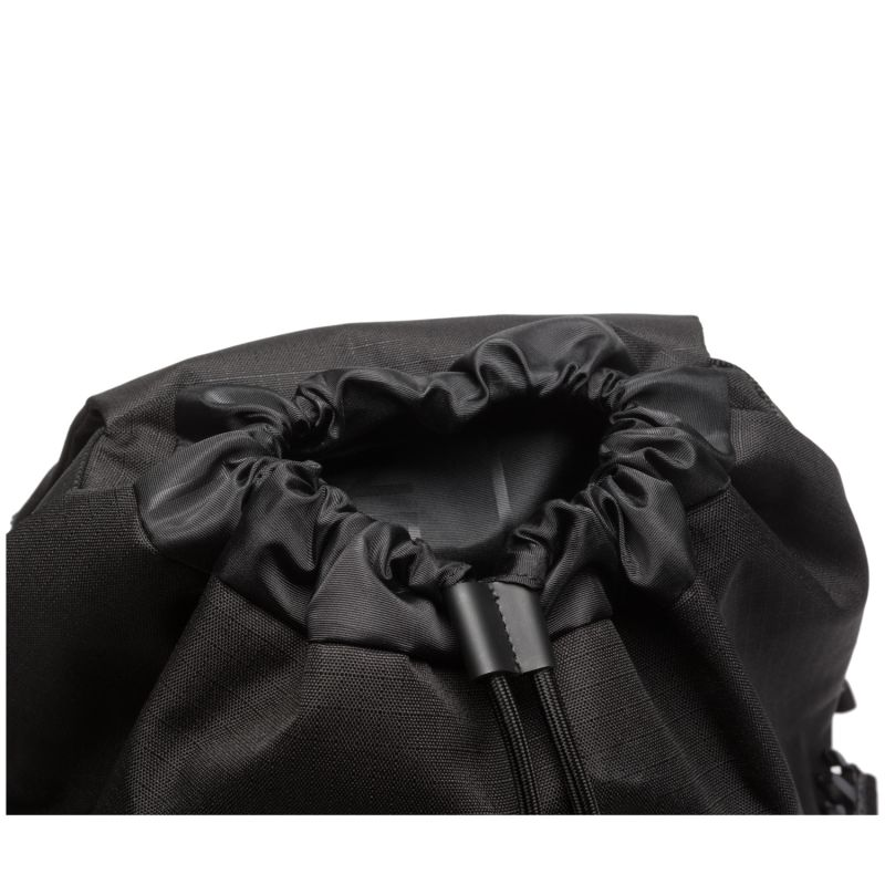 Orrice Flap Over Backpack Black image