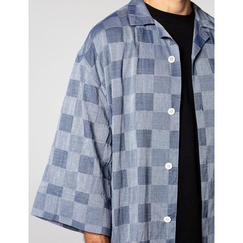 Yukata Shirt Jeans Plaid image