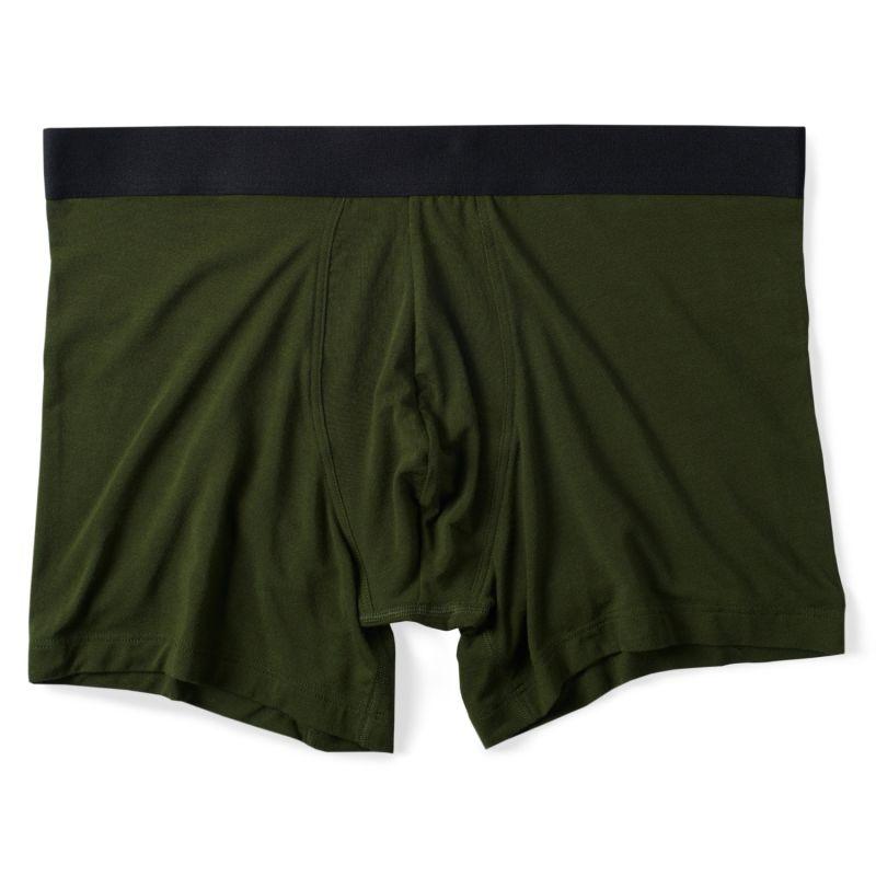 Men's Jersey Boxer Brief - Green image