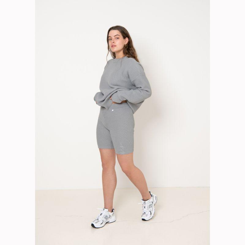 Oversized Unisex Jumper Grey image