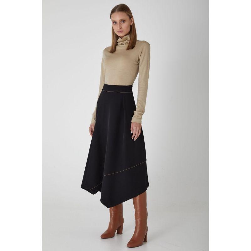 Palmer Skirt - Black image