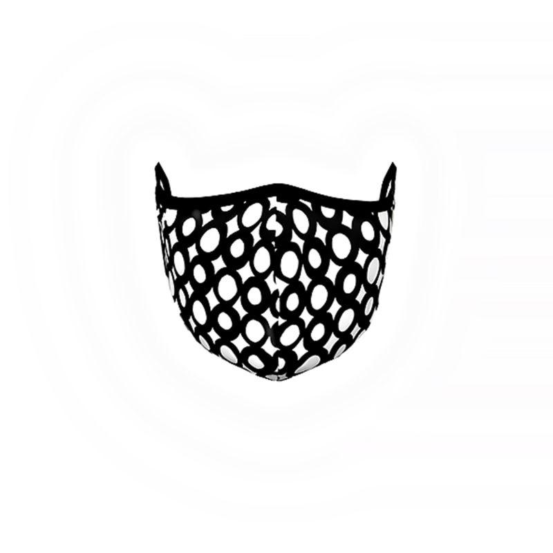 Mask Ring - Black&White image