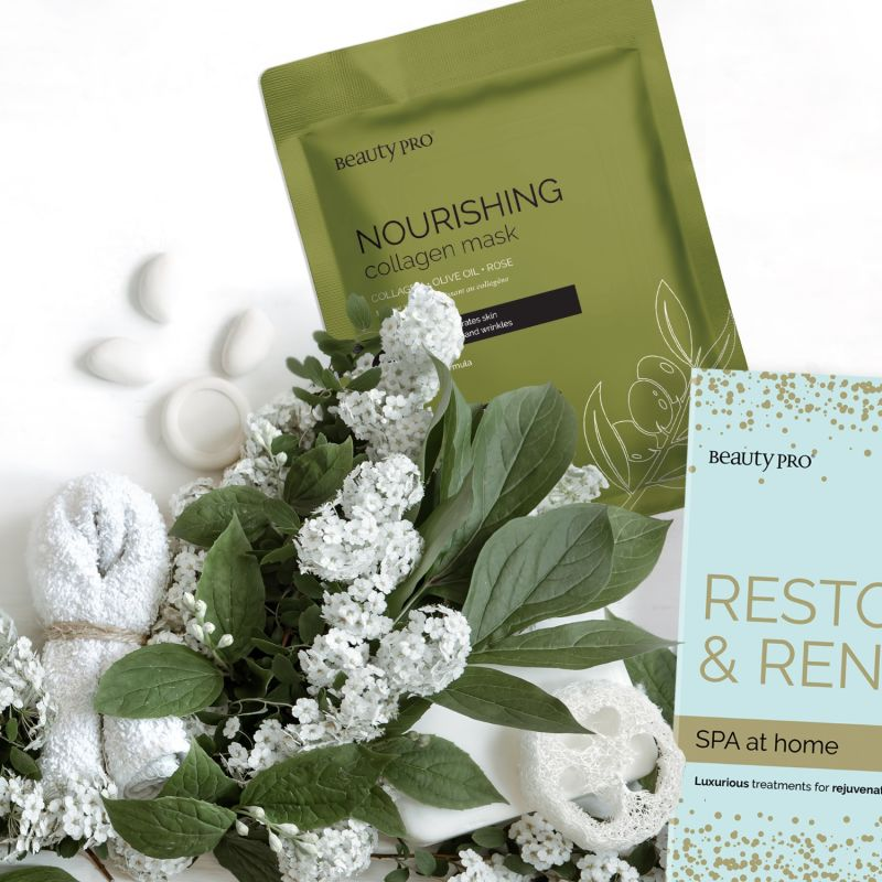 BeautyPro Spa At Home Restore and Renew image