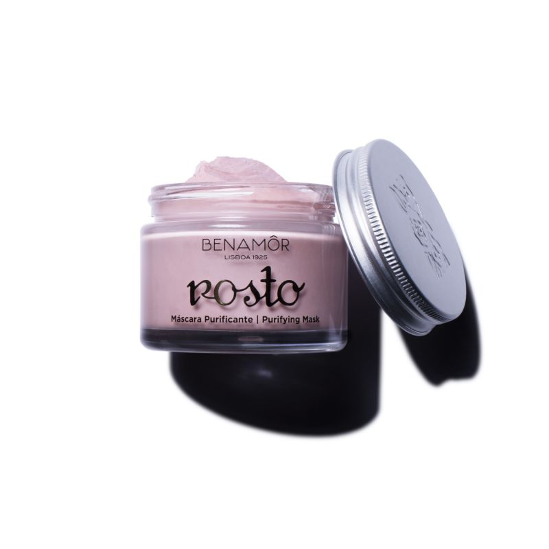 Rosto Purifying Pink Clay Face Mask 50Ml image