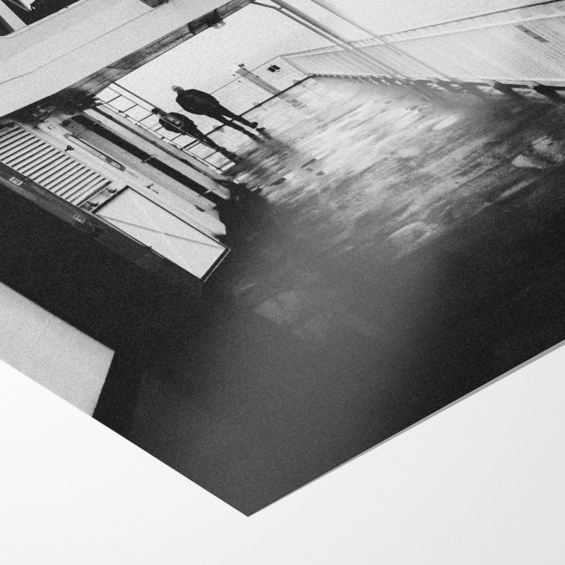 On My Way Print - A2 image