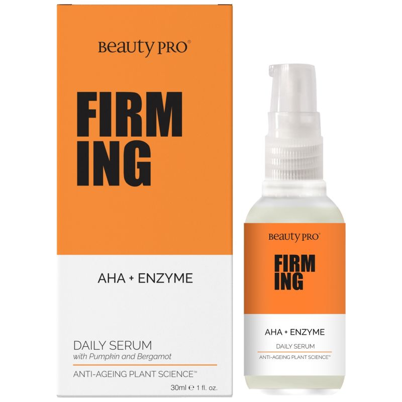 BeautyPro FIRMING AHA+Enzyme Daily Serum 30ml image