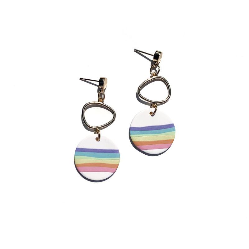 Rainbow Prism Dangle image