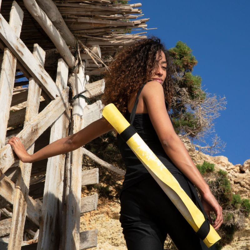 Helios Touring Natural Rubber Yoga Mat - 1.7mm image