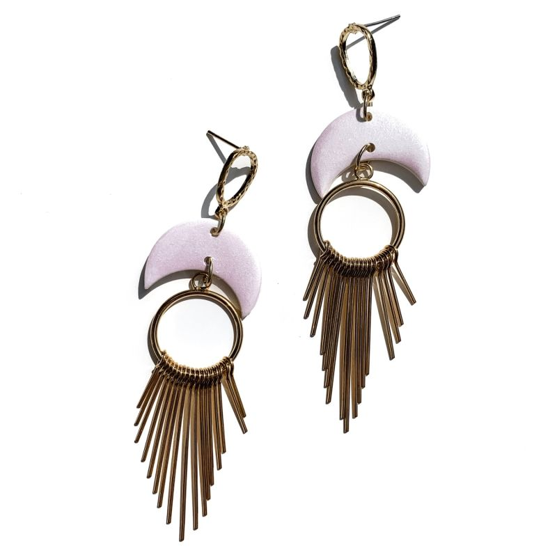 Ray Statement Earrings image