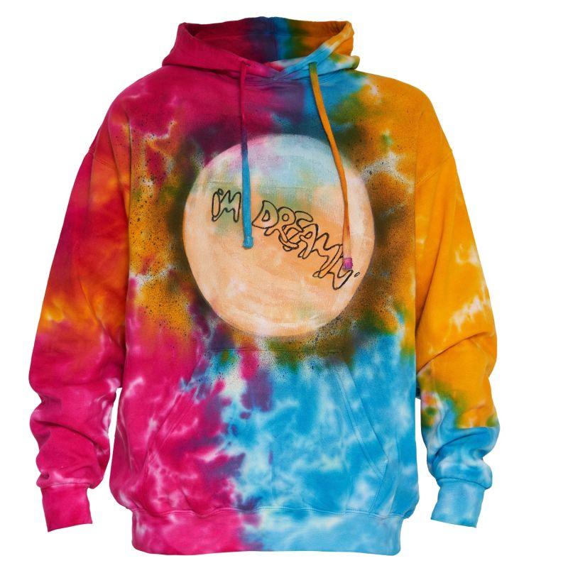 Bespoke Hand - Painted Dye Hoodie image