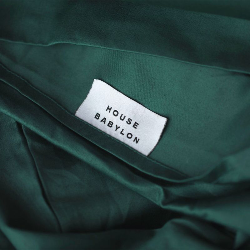 The House Babylon Collection - Green | Double image