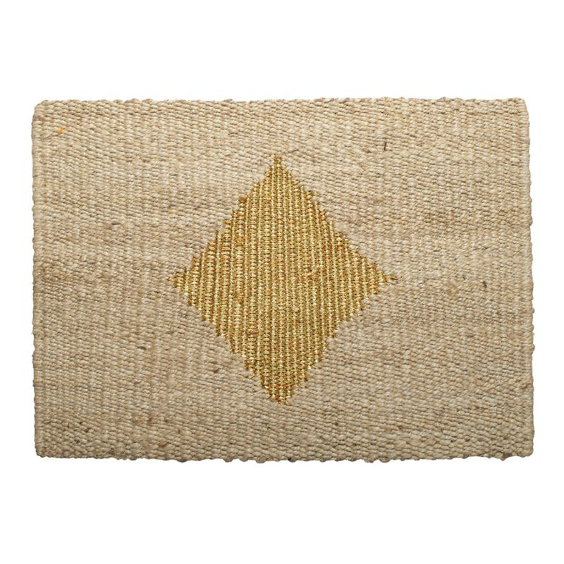 Diamond Mat - Gold image