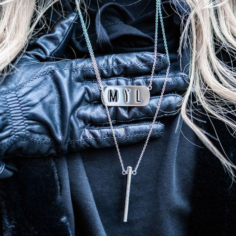 Kette 2 - Silver image