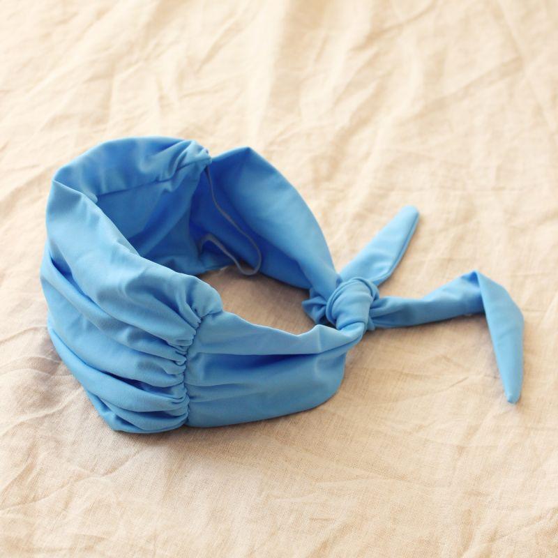 Maskana Uv50 Waterproof Gaiter Face Mask, In Periwinkle Blue image