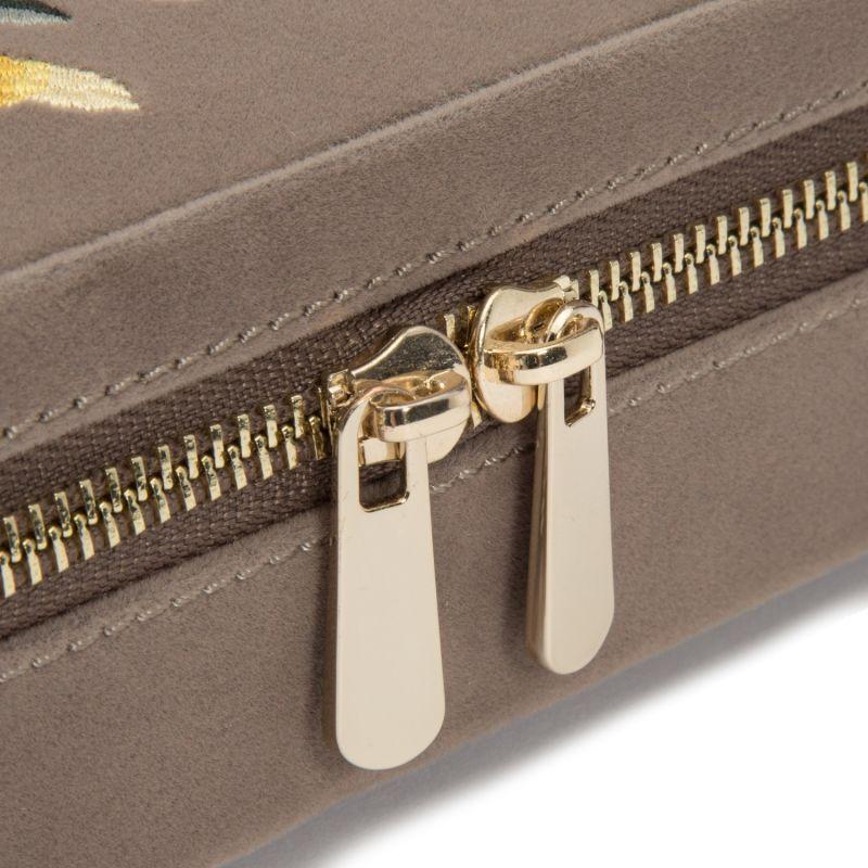 Zoe Travel Zip Case Mink image