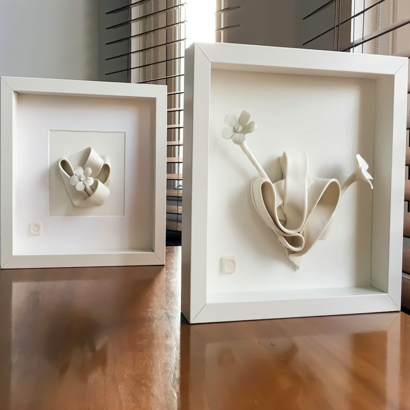 Porcelain Handmade Wall Art 2 image
