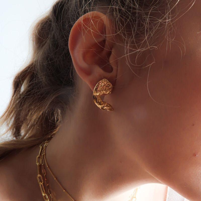Vero Stud Earrings image