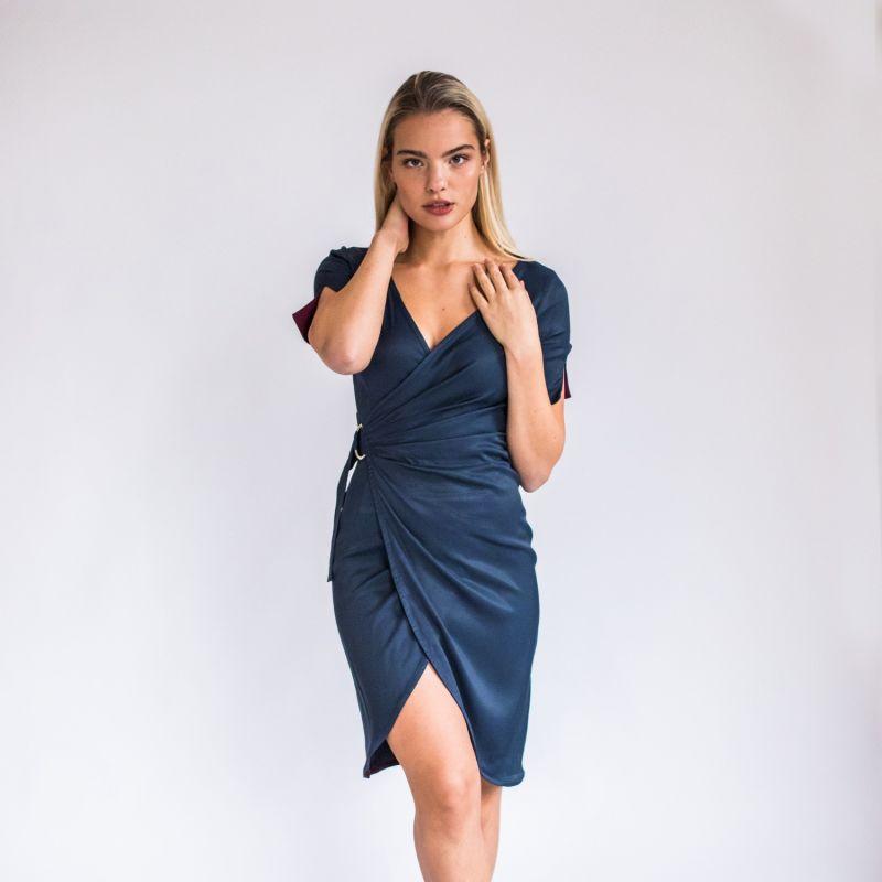 Pencil Dress No. 707 Blue image