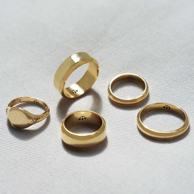 Pawnshop Signature Classic Fine Band Ring image