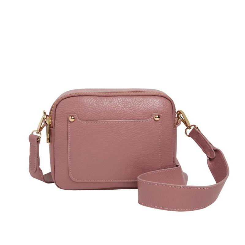 Sienna Crossbody Bag In Antique Pink image