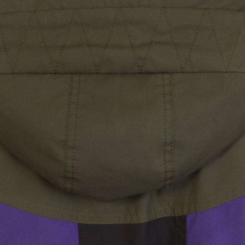 Waxed Cotton Ski Jacket image
