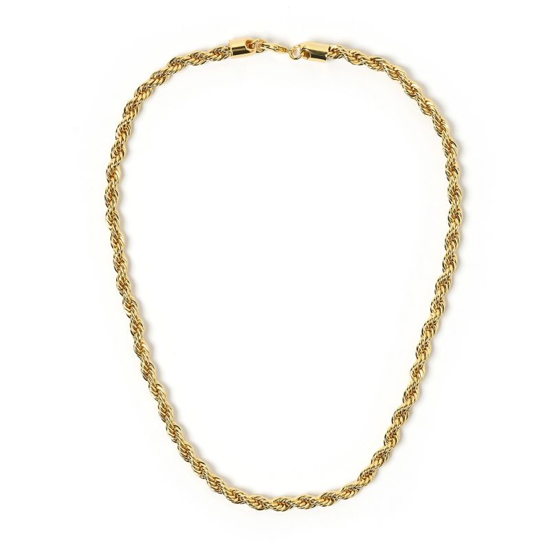 Nelly Gold Necklace image