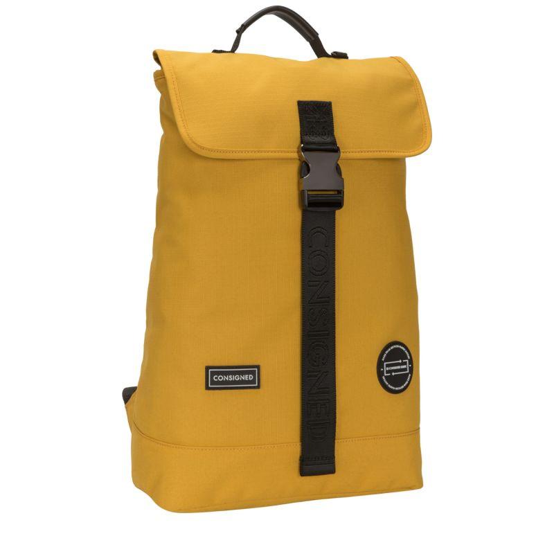 Vance L Backpack Mustard image